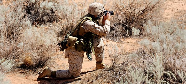 Militär und Polizei Textilien, Milipol